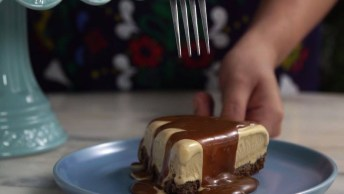 Receita De Cheesecake De Doce De Leite, Simplesmente Irresistível!