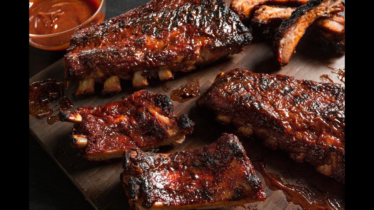 Receita de Costelinha de porco ao Molho Barbecue