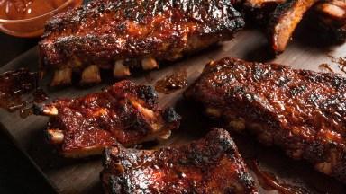Receita De Costelinha De Porco Ao Molho Barbecue, Um Prato Sofisticado!