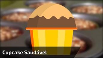 Receita De Cupcake Saudável, Mais Uma Receita Para Te Ajudar Na Saúde!