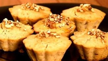 Receita De Cupcake Vegano, Mais Uma Delicia De Ideia Para Você!