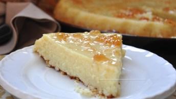 Receita De Docinho Do Céu, Uma Sobremesa Fácil, Rápida E Deliciosa!