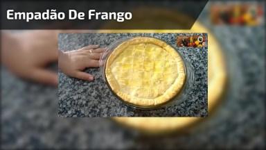 Receita De Empadão De Frango, Um Vídeo Bem Fácil De Aprender!