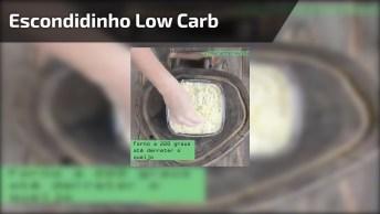 Receita De Escoadinho Low Carb, Fácil De Fazer Uma Delicia De Comer!