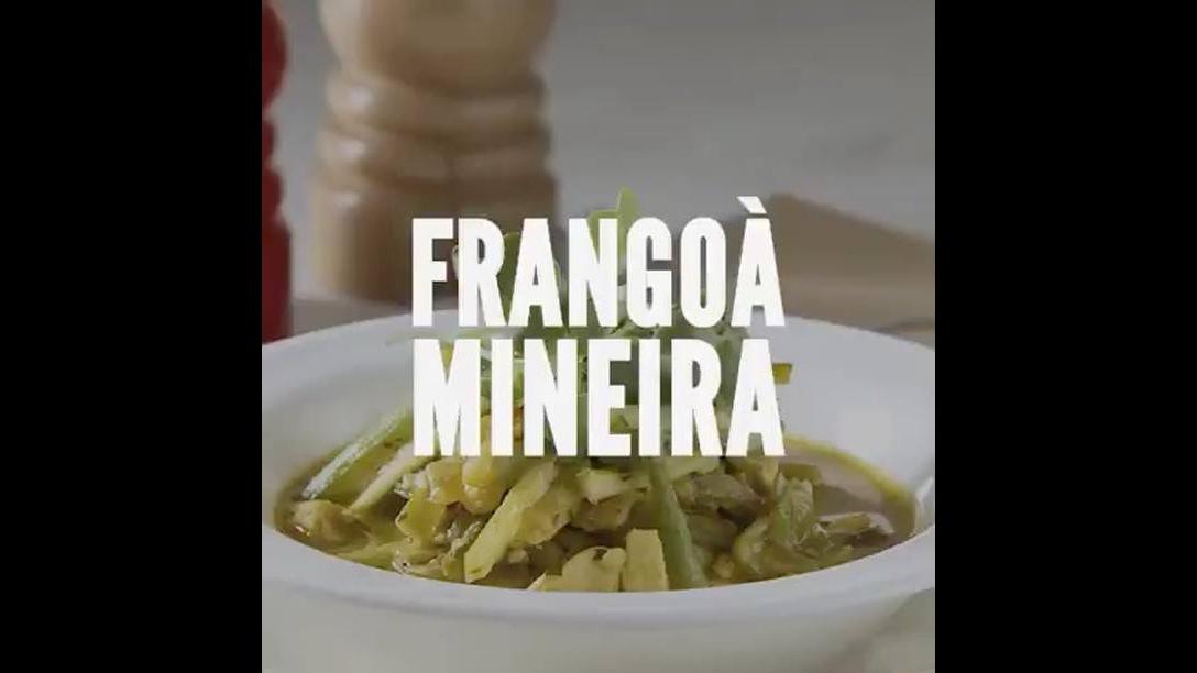 Receita de Frango à Mineira
