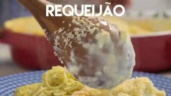 Receita De Frango Com Requeijão, Veja Como É Fácil Fazer Esta Delicia!