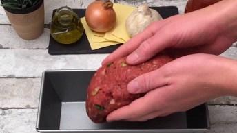 Receita De Lasanha Ao Contrário, Uma Ideia Sensacional Para Inovar Na Cozinha!