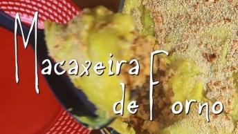 Receita De Macaxeira De Forno Com Arroz, Muito Delicioso E Cremoso!