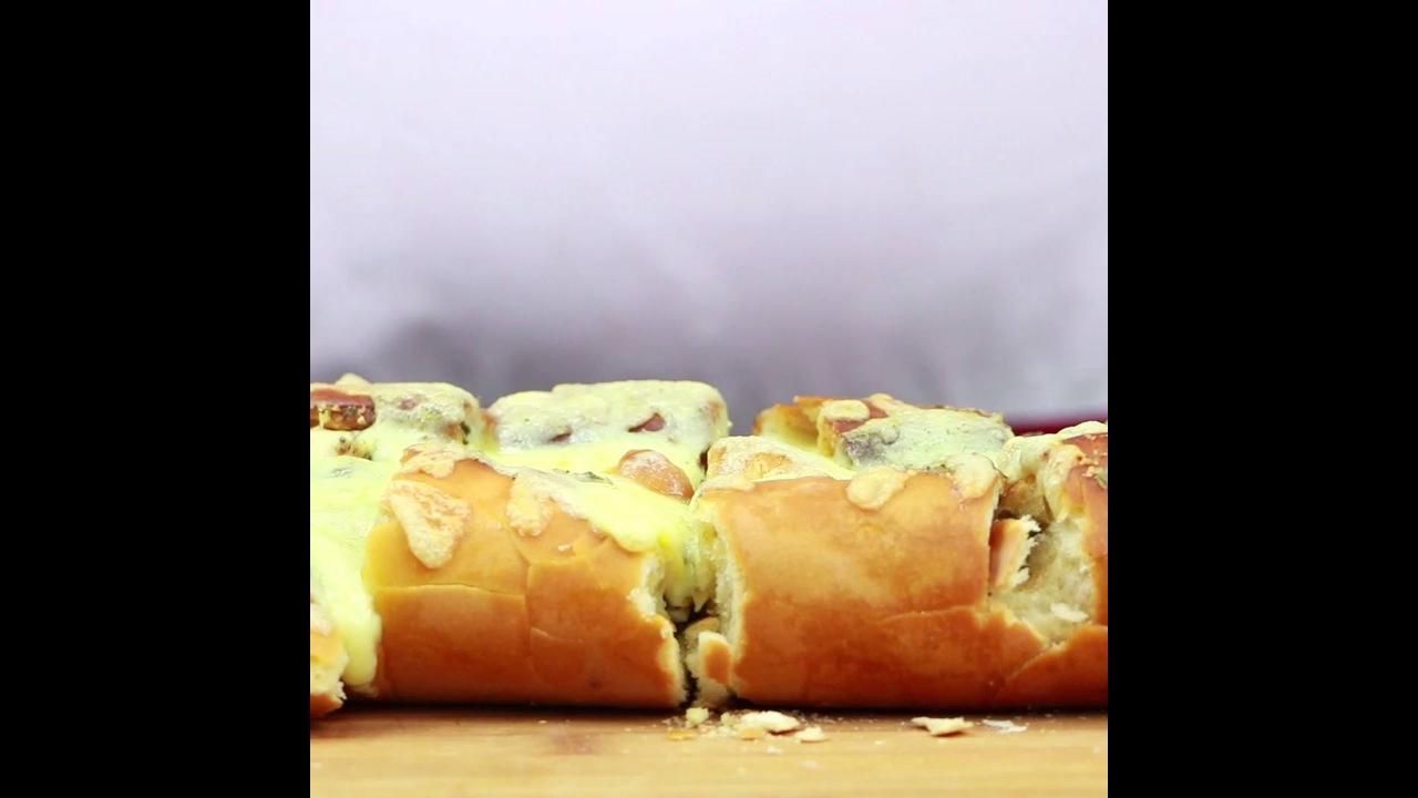 Receita de pão de alho, fácil de fazer uma delicia de comer