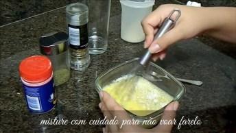 Receita De Pão De Aveia - Super Saudável E Fácil De Fazer!
