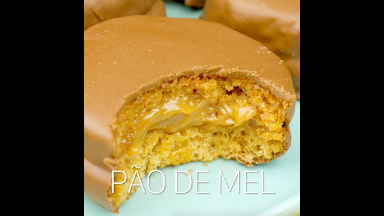 Receita de Pão de Mel, fácil de fazer uma maravilha de comer