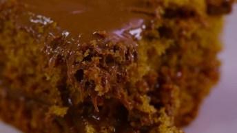 Receita De Pão De Mel Recheado, Fácil De Fazer Uma Delicia De Comer!