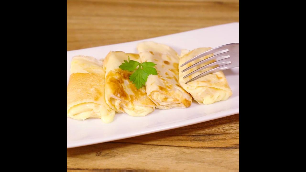 Receita de pão de queijo de frigideira, olha só que delicia para café da tarde!