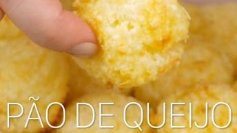 Receita De Pão De Queijo De Tapioca, Veja Como É Fácil De Fazer!