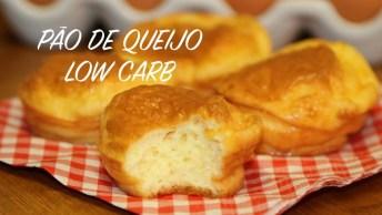 Receita De Pão De Queijo Low Carb, Olha Só Que Delicia De Receita!