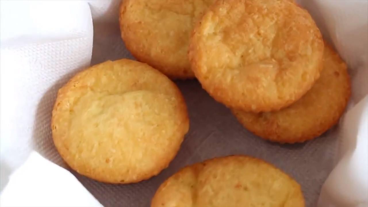 Receita de pão de queijo Lowcarb