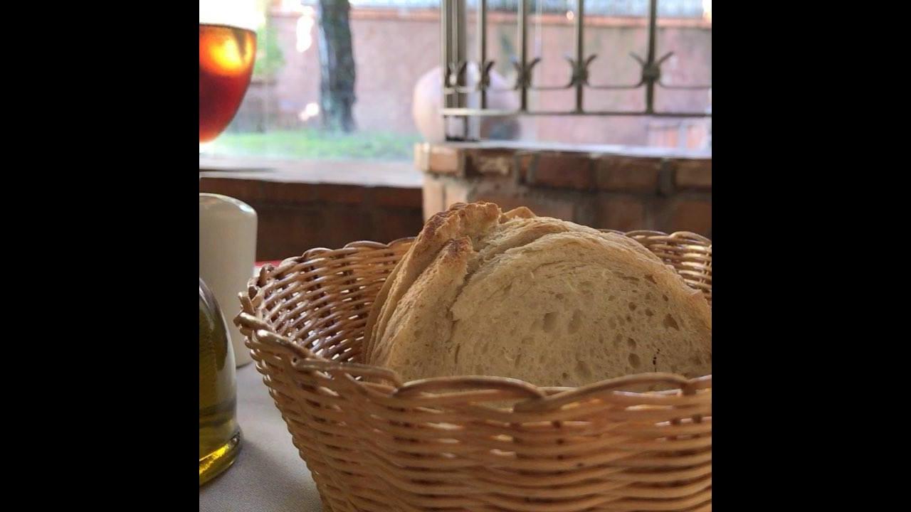 Receita de Pão Rústico, um pão que provado e aprovado