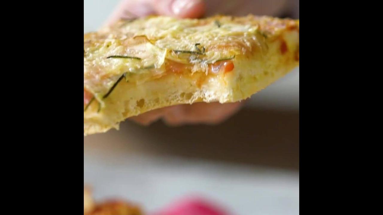 Receita de Pizza de Batata, uma receita incrível
