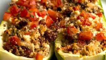 Receita De Prato Fácil E Leve Para Quem Não Quer Sair Da Dieta!