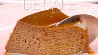 Receita De Pudim De Café, Olha Só Que Delicia De Sobremesa!