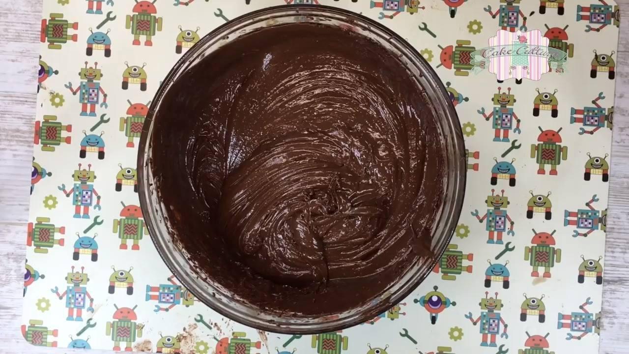 Receita de recheio de chocolate para bolos