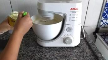 Receita De Recheio Para Bolos E Tortas, Fácil De Fazer Uma Delicia Comer!