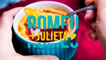 Receita De Romeu E Julieta, Olha Só Que Delicia De Sobremesa!