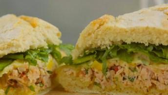 Receita De Sanduíche De Porco, Perfeito Para Quem Quer Surpreender Na Cozinha!