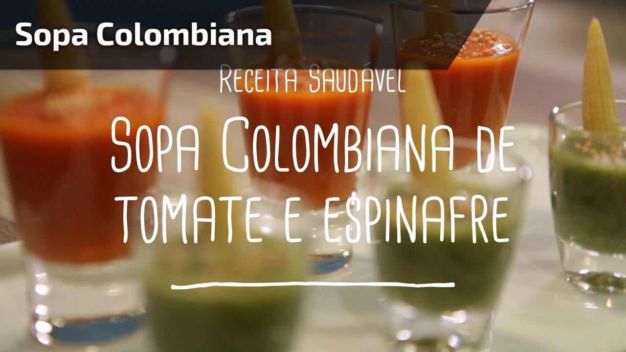 Sopa colombiana