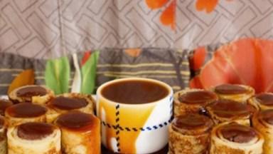 Receita De Sushi De Chocolatem Uma Delicia De Sobremesa, Confira!