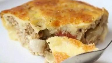 Receita De Torta De Atum Sem Farinha, Fica Gostosa E Saudável!