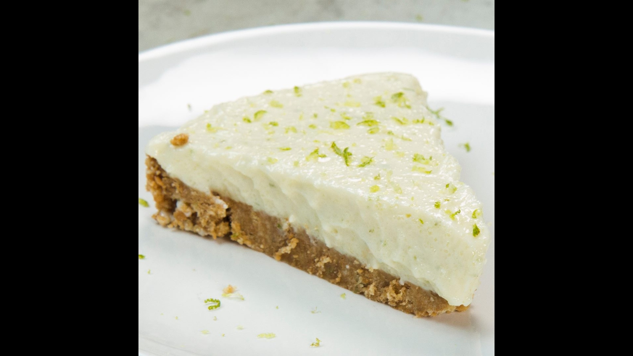 Receita de Torta de Caipirinha - Uma receita diferente que fica boa!