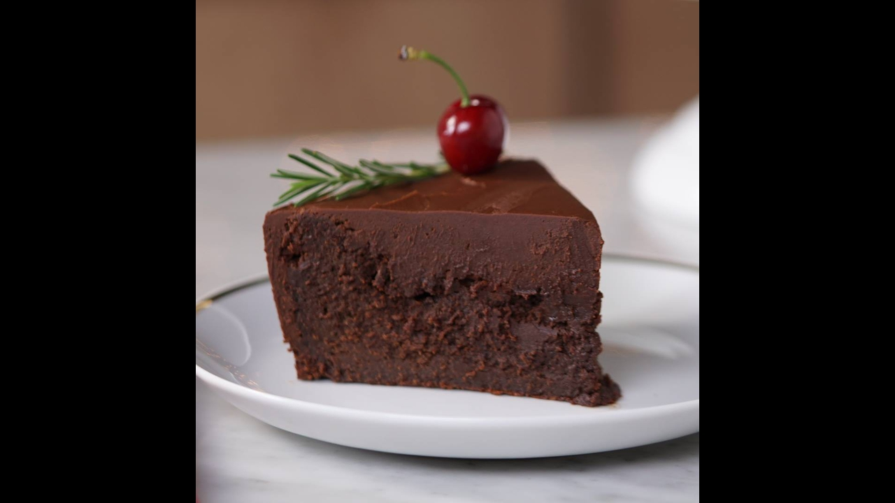 Receita de torta de chocolate cremosa, uma delicia de sobremesa!!!