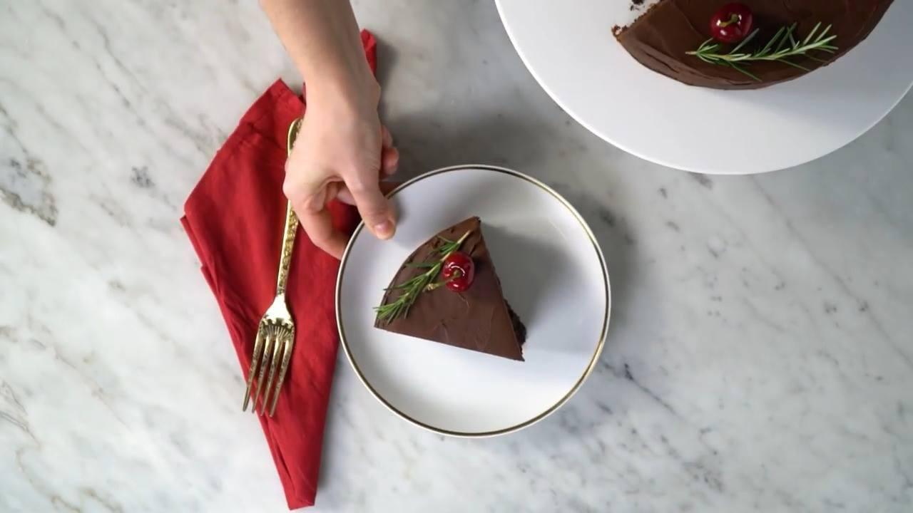 Receita de Torta de Chocolate super fácil de fazer