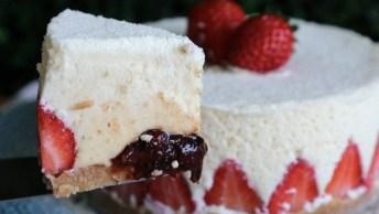 Receita De Torta De Leite Em Pó, Uma Maravilha Para Fazer Para Toda Família!