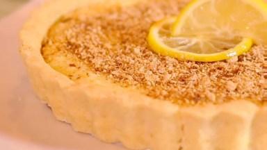 Receita De Torta De Limão, Uma Das Melhores Para Você!