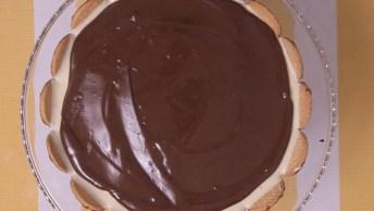 Receita De Torta Holandesa - Uma Sobremesa Sensacional!