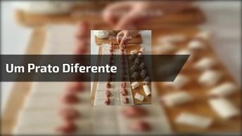 Receita De Um Prato Diferente Para Fazer Em Um Dia Especial!