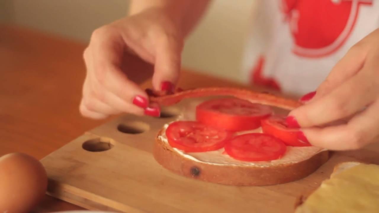 Receita do melhor sanduíche do mundo tirado do filme Espanglês