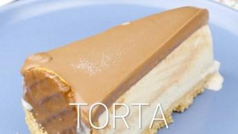 Receita Mais Fácil De Torta Holandesa, Essa Você Vai Ter Que Fazer!