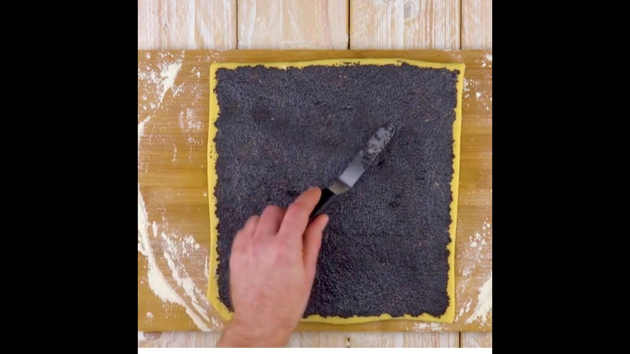 Receita passo a passo de bolo de rolo