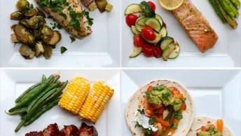 Receitas Simples Para Preparar Na Janta, Todas Ficam Deliciosas!