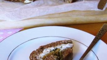 Rocambole De Carne Moída Recheado, Perfeito Para Seu Almoço De Domingo!
