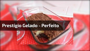 Sobremesa Prestígio Gelado - Perfeita Para Fazer Na Páscoa!