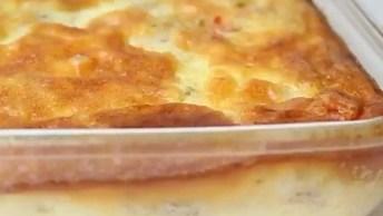 Torta De Atum, Aprenda Como Preparar Essa Delicia Neste Vídeo!