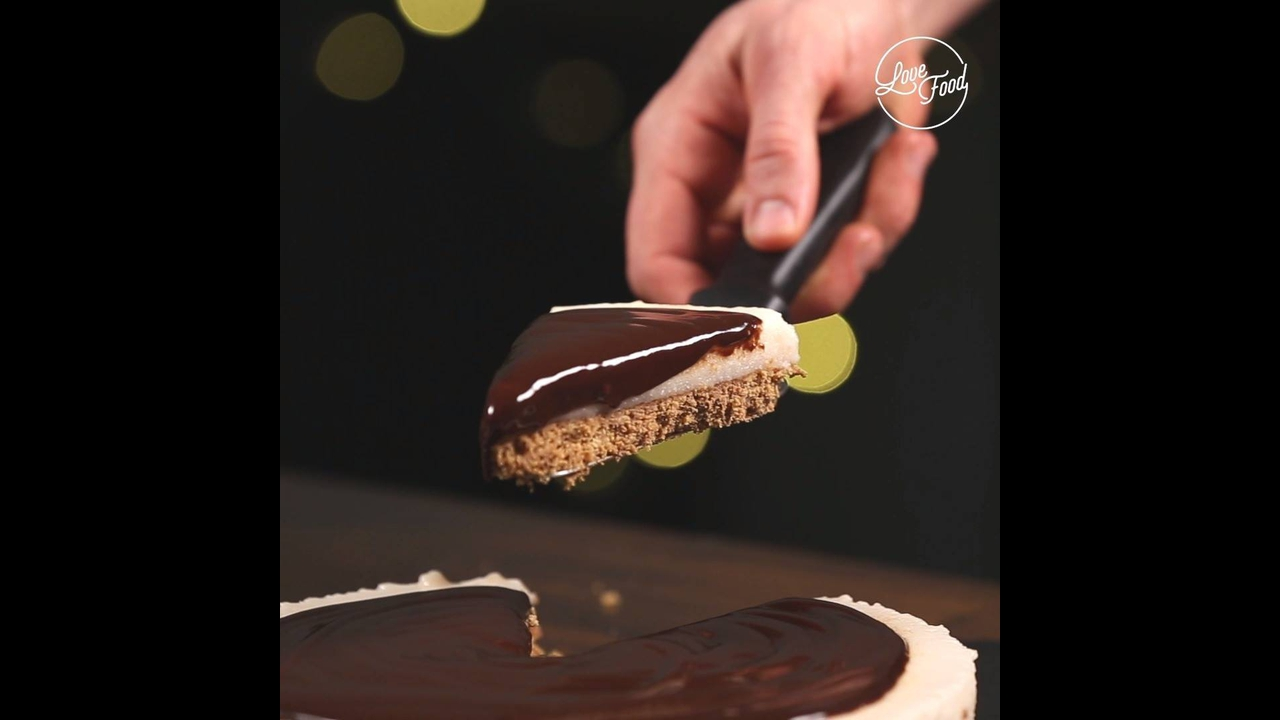Torta de Chocolate com Marshmallow