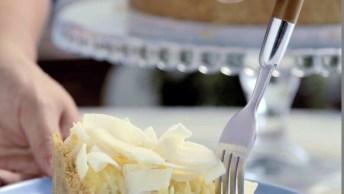 Torta De Coco, Uma Receita De Sobremesa Que Vai Conquistar Você!