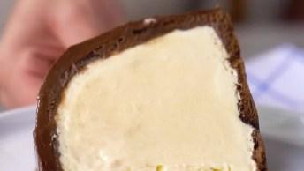Torta Gelada De Mousse De Maracujá, Uma Receita Perfeita Para O Verão!