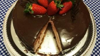 Torta Holandesa, Uma Receita De Sobremesa Que Irá Te Conquistar!