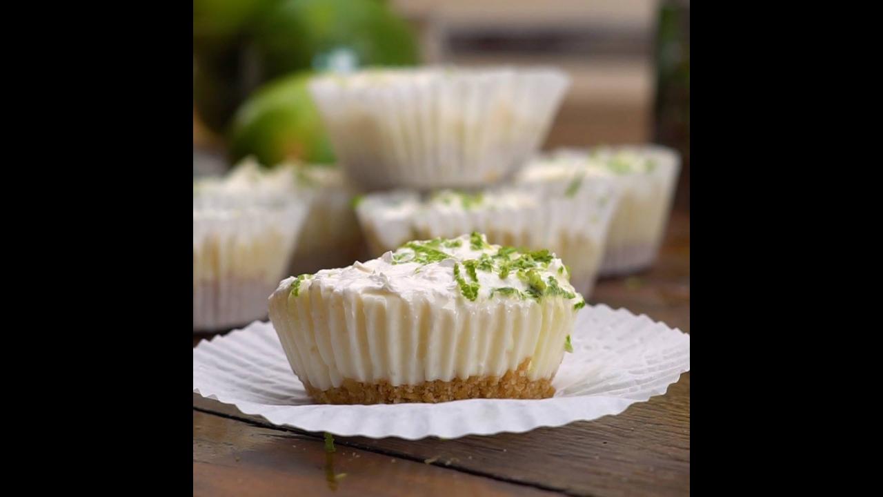 Tortinhas de Limão